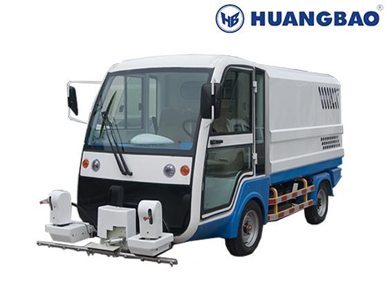H4CX1500A 电动四轮高压冲洗车