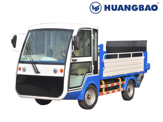 HYT4008A 电动四轮8桶运桶车